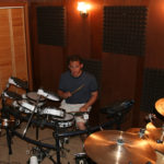Playing Along With My Buddy Joseph Kirkwood in 2007