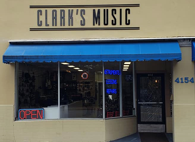 Clark's Music Center Jacksonville Florida