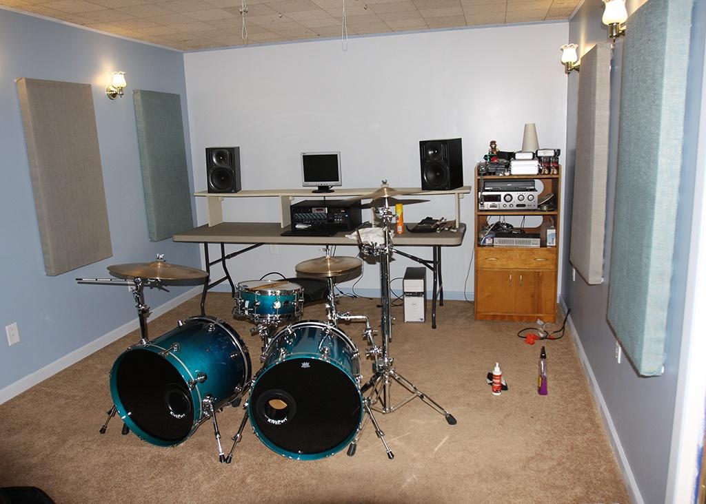 Home recording studio drummer archives richard n geer