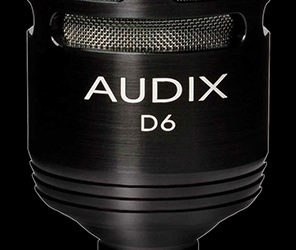 Making Of The Audix D6
