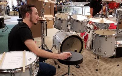 Joseph's Drum Tuning Clinic