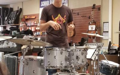 Creative Drumming Workshop with John Citrone